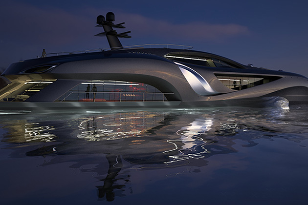 The Xhibitionist Superyacht 6