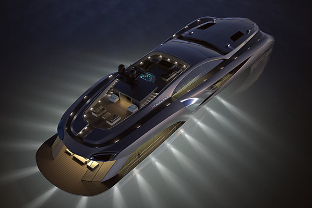 The Xhibitionist Superyacht 7