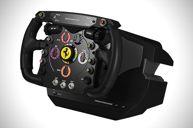 Thurstmaster Ferrari F1 Wheel Integral T500 2