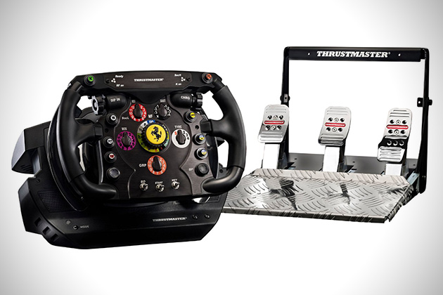 Thurstmaster Ferrari F1 Wheel Integral T500 3
