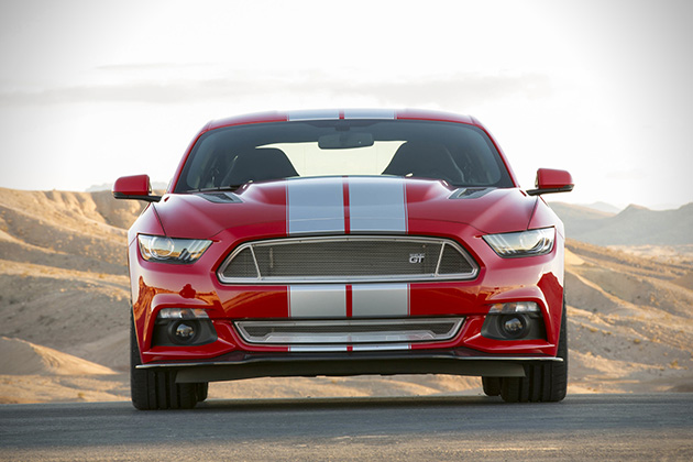 2015 Shelby GT 2