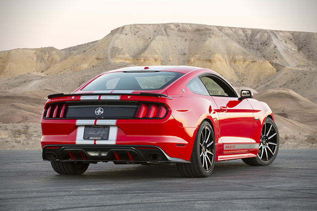 2015 Shelby GT 4