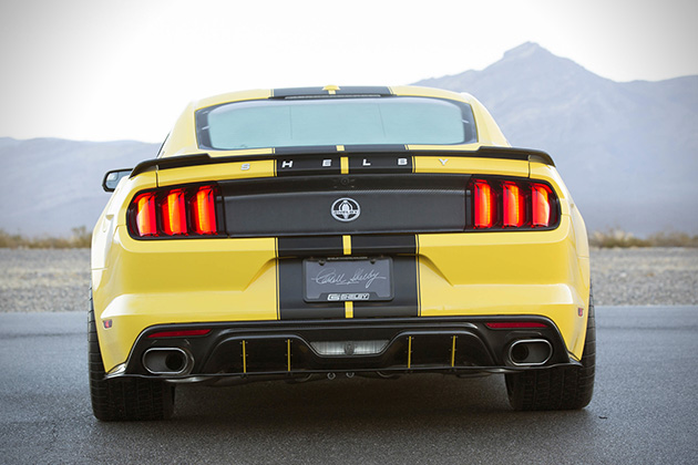 2015 Shelby GT 6