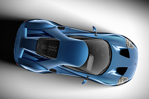 2016 Ford GT 4