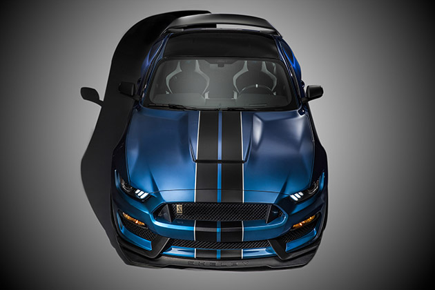 2016 Ford Shelby GT350R Mustang 3