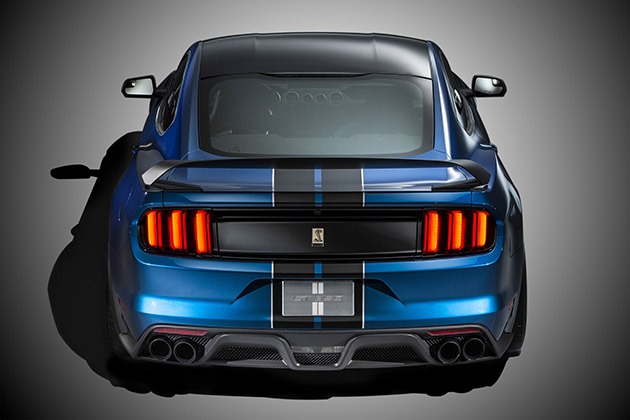 2016 Ford Shelby GT350R Mustang 4