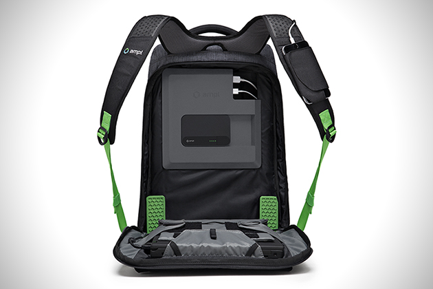 Ampl Smart Backpack 2
