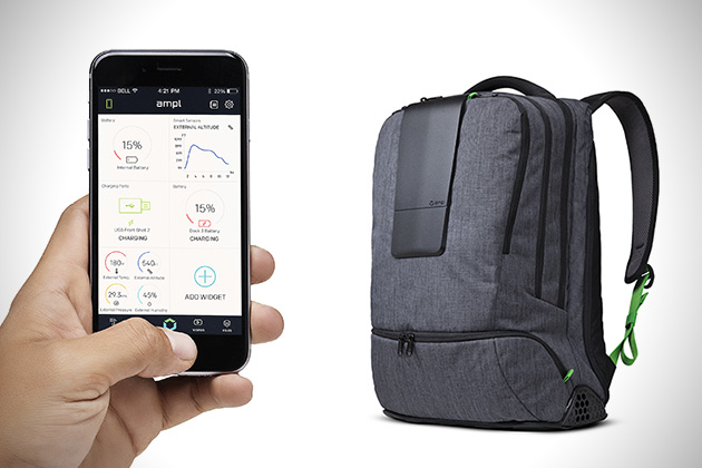 Ampl Smart Backpack 3