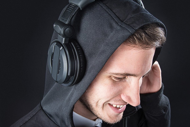 Audio Engineer Hoodie 1