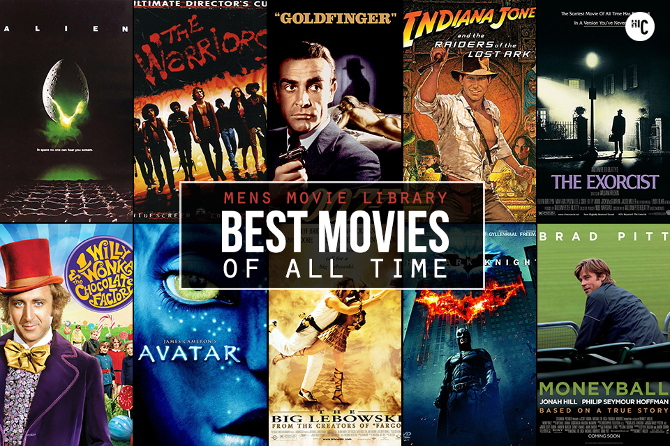 Best Movies Ever The Ultimate Mens Movie Library -3737