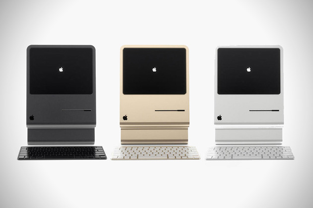 CURVED labs Concept Tribute To Apples First Macintosh 2