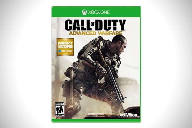 Call of Duty- Advanced Warfare