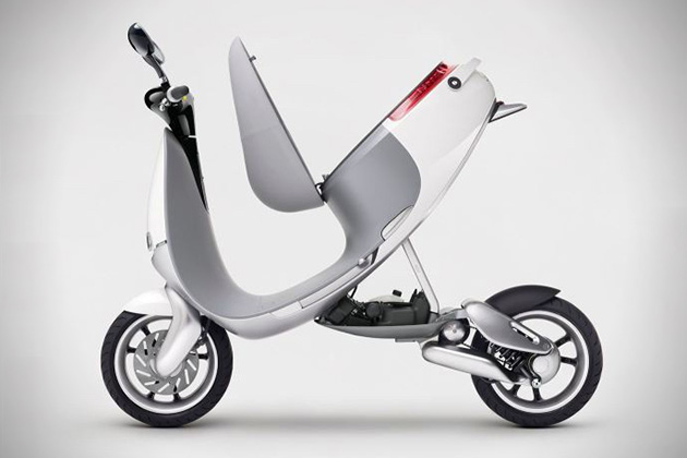 Gogoro Electric Smart Scooter 3