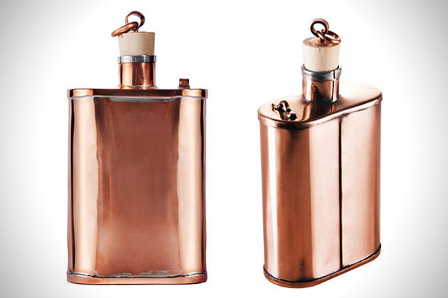 Great American Flask by Jacob Bromwell
