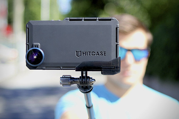 Hitcase Pro Plus for iPhone 5 2