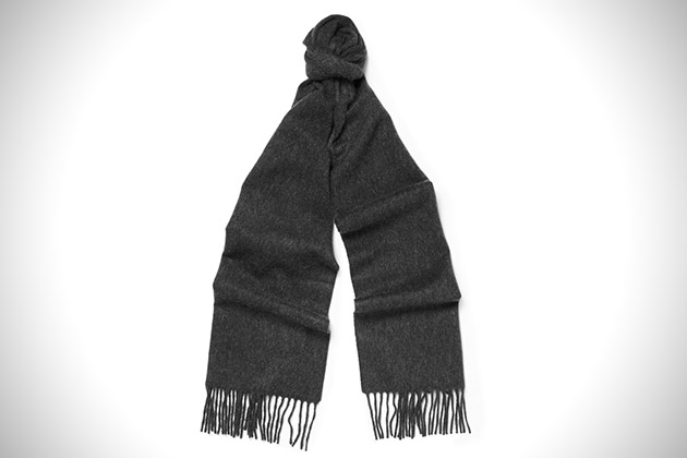J Crew Brushed Cashmere Scarf