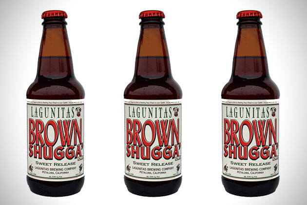 Lagunitas Brown Shugga American Strong Ale