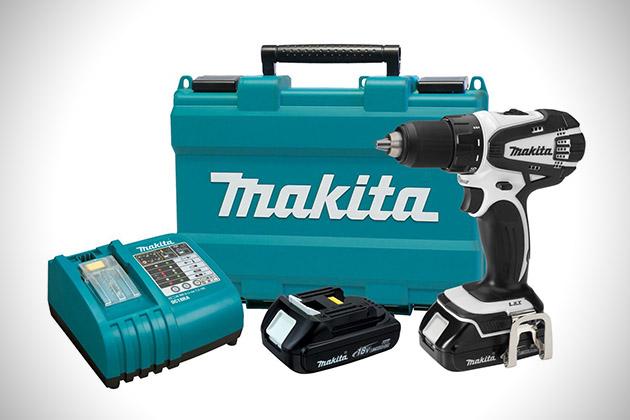 Makita Cordless 1-2-Inch Driver-Drill Kit