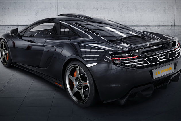 McLaren Special Operations 650s Le Mans Special Edition 2