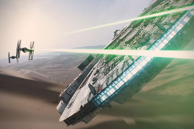 Star Wars- Episode VII- The Force Awakens