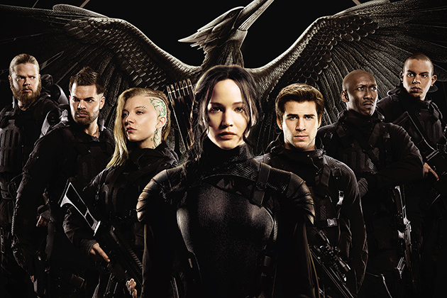 The Hunger Games- Mockingjay - Part 2