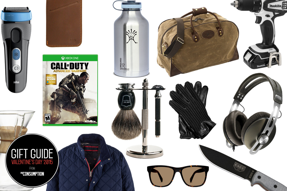 Men S Wishlist 35 Valentine S Day Gifts For Him Hiconsumption