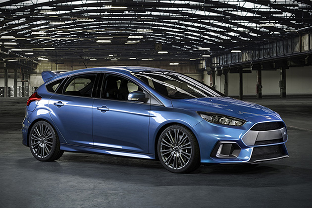 2016 Ford Focus RS 3