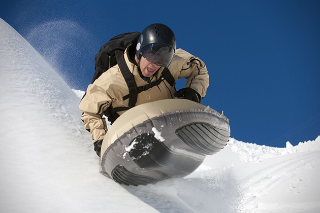 Airboard Inflatable Sled 3