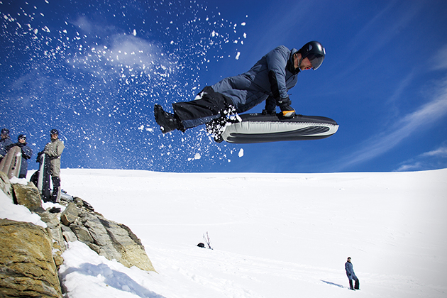 Airboard Inflatable Sled 5