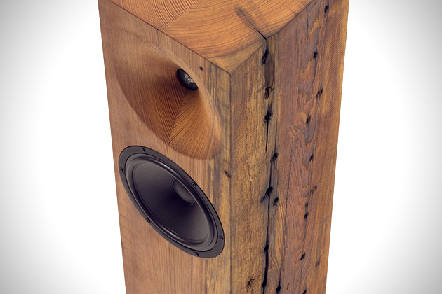Beam Tower Speakers by Fern Roby 4