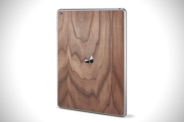 Grovemade Walnut iPad Back