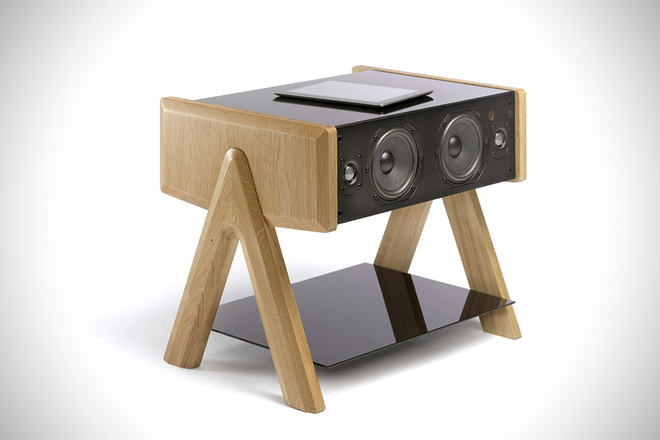 Ld Cube Hi Fi Speaker Coffee Table Hiconsumption