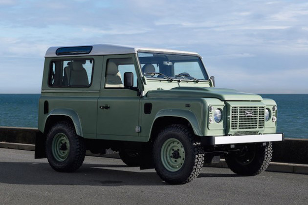 Land Rover Defender Heritage Limited Edition 3