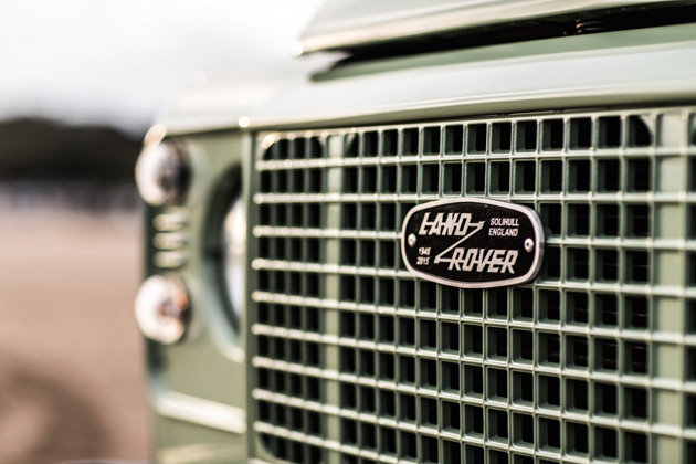 Land Rover Defender Heritage Limited Edition 5