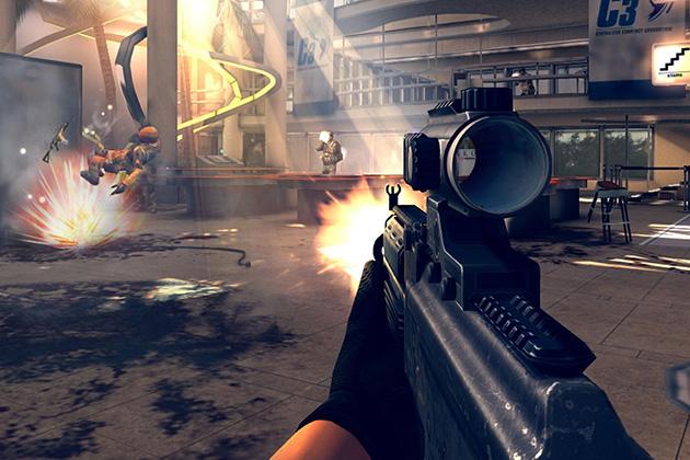 Modern Combat 4- Zero Hour
