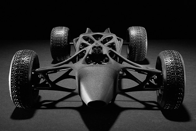Rubber Band Powered Remote Control Car Hiconsumption