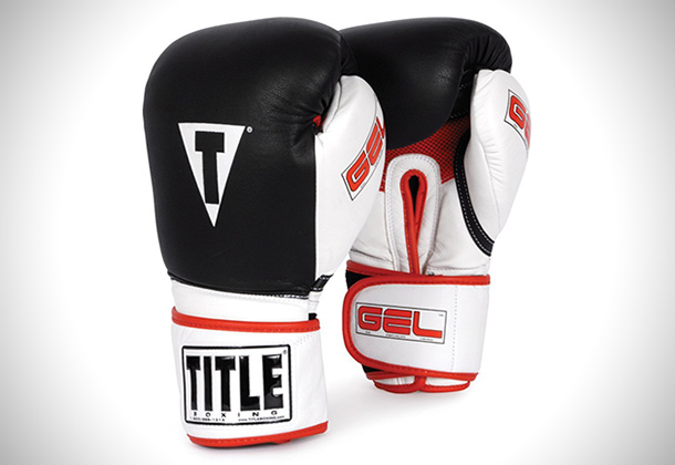 Title Gel Bag Gloves