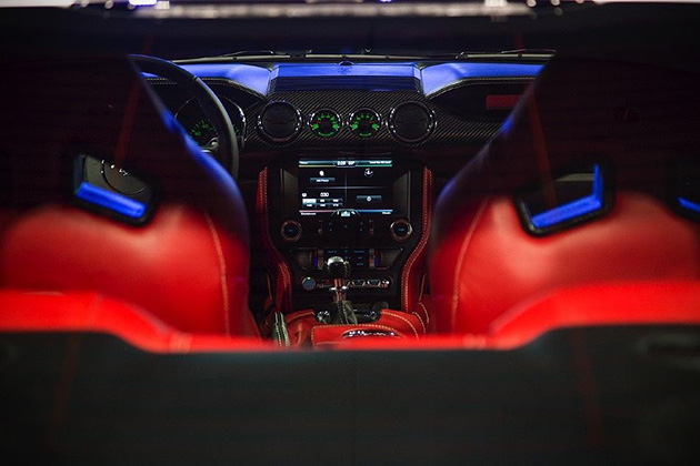 2015 Ford Mustang Rocket by Galpin Auto Sports