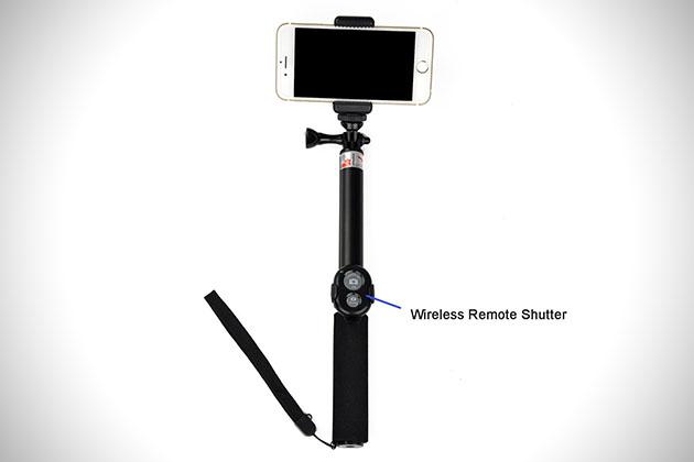 Ace3C Rhythm Pro Selfie Stick