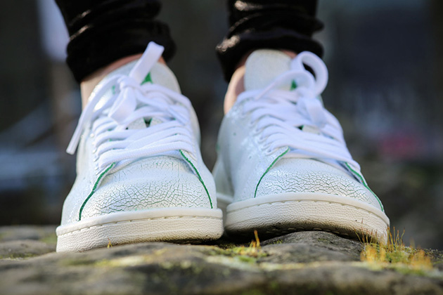 Adidas Stan Smith Cracked Leather 3