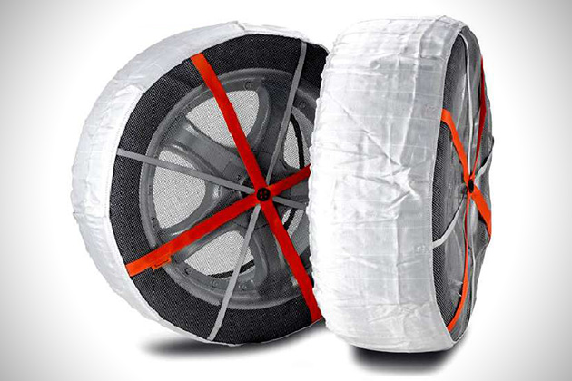 Autosock Tire Traction Cover 2