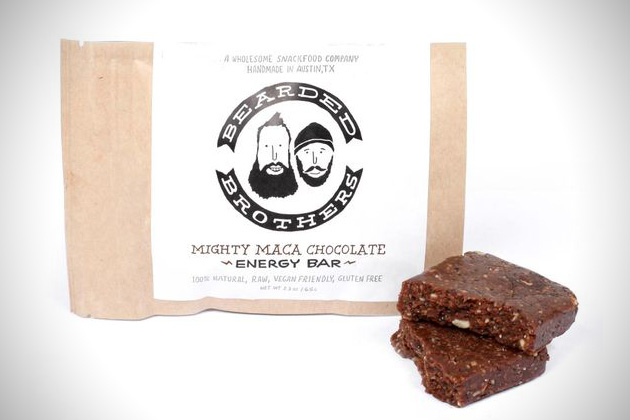 Bearded Brothers Energy Bars