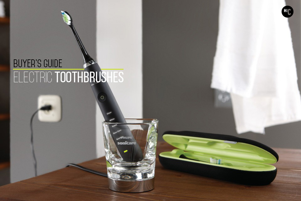 Pearly Whites The 8 Best Electric Toothbrushes