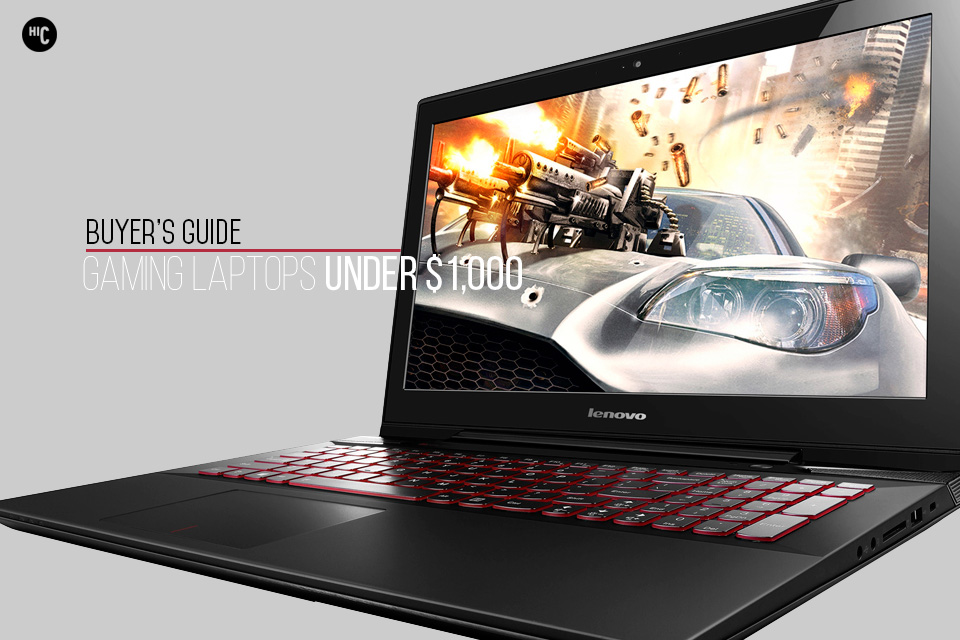 Best Gaming Laptops for Playing Games