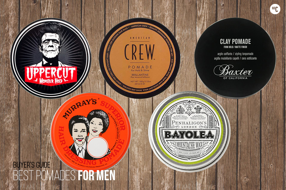 Beyond Dapper The 8 Best Pomades For Men Hiconsumption