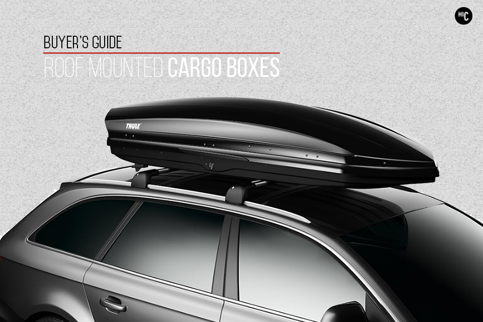 Stow Patrol The 7 Best Roof Mounted Cargo Boxes Hiconsumption