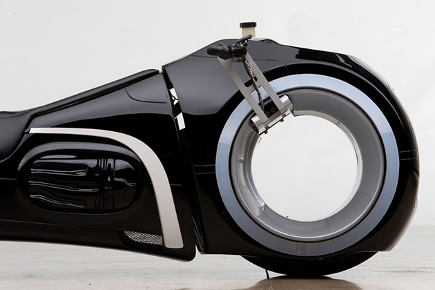 Electric Tron Light Cycle For Sale 3