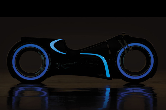 Electric Tron Light Cycle For Sale 8
