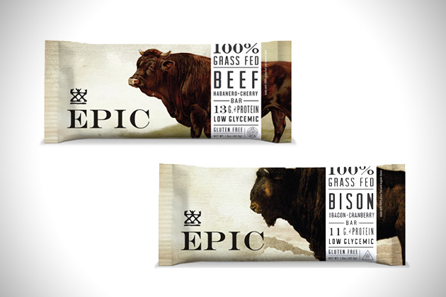 Epic All Natural Meat Bars