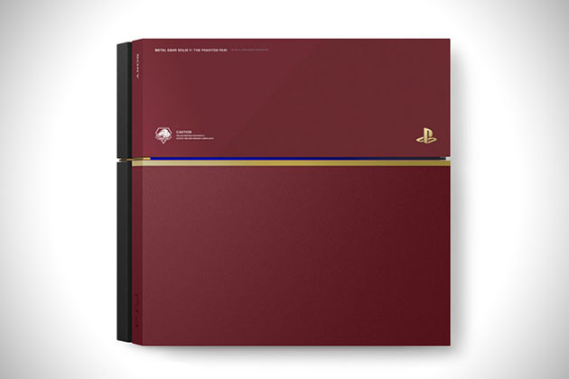 Metal Gear Solid V- The Phantom Pain Special Edition PS4 3